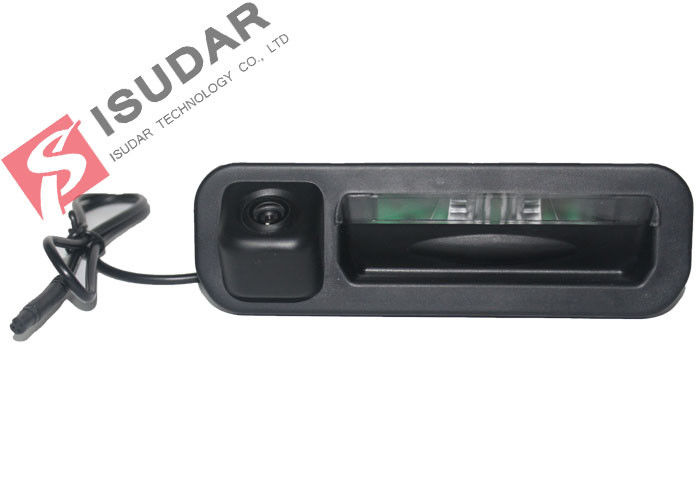 Car Trunk Handle Automotive Rear View Camera , Ford Focus Reversing Camera